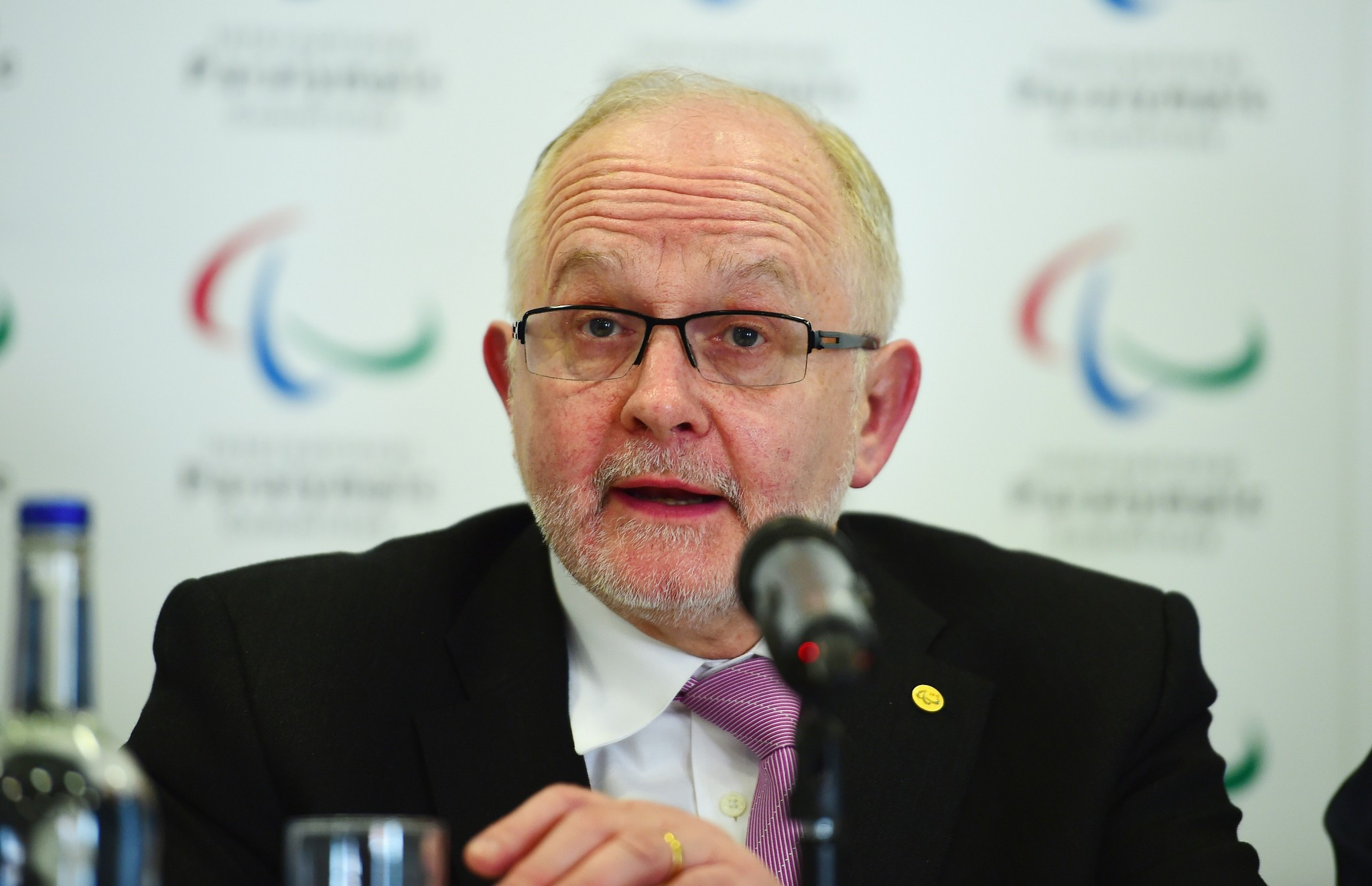 Sir Philip Craven's 16-year tenure as IPC President is coming to an end ©Getty Images