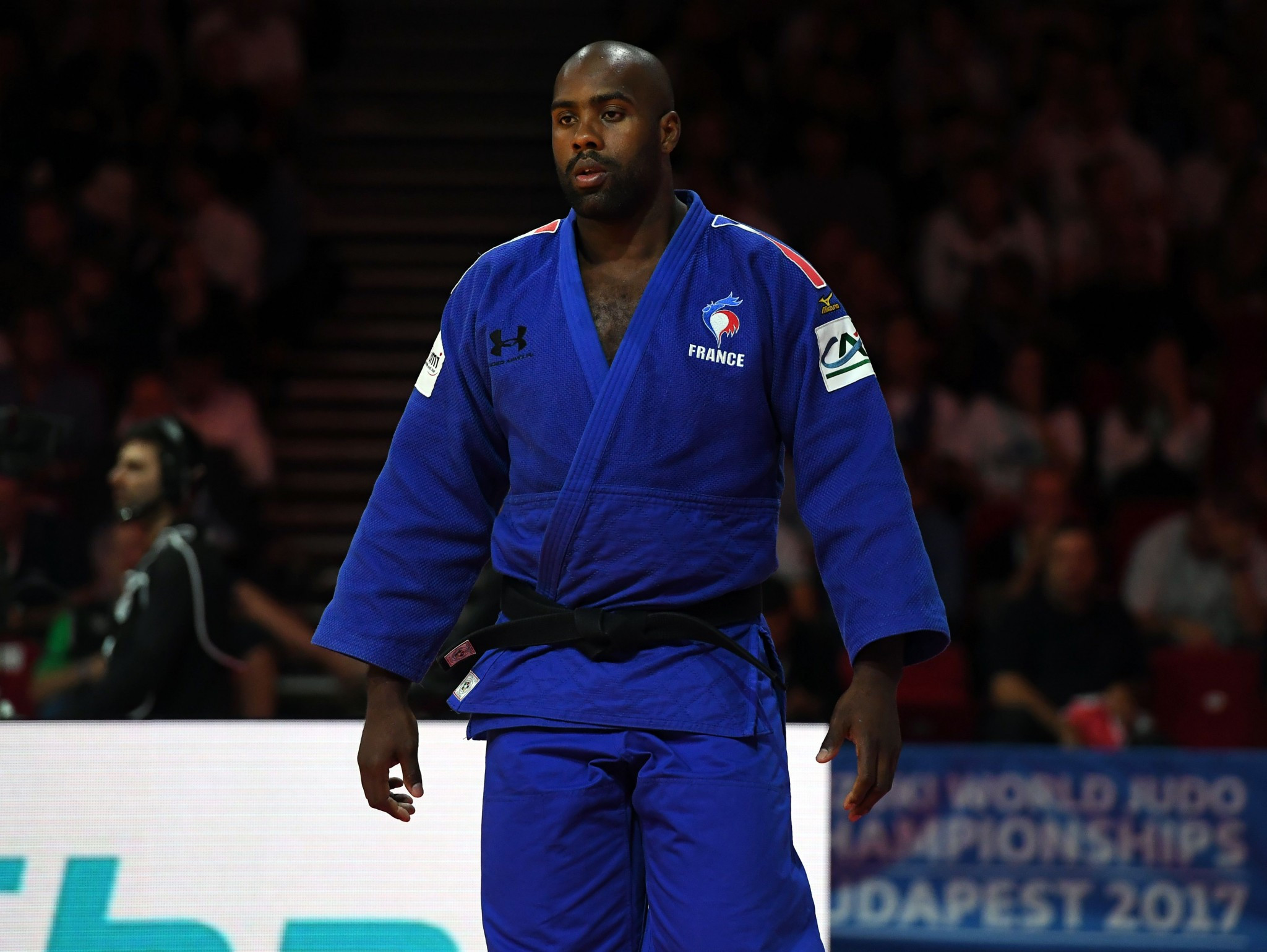 Riner could return as chairman of IJF Athletes' Commission as new members revealed