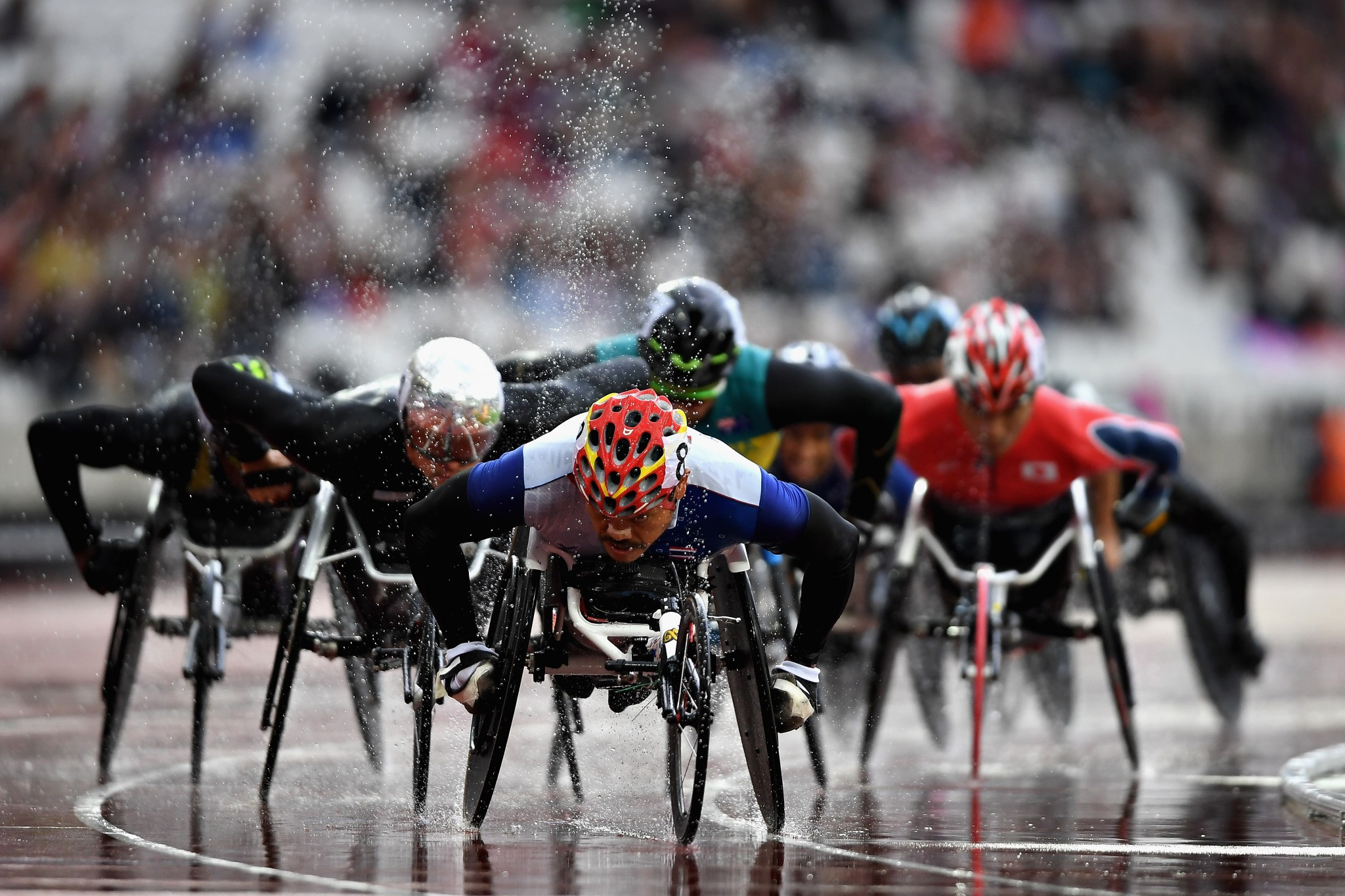 Classification remains one of the main concerns within the Paralympic Movement ©Getty Images