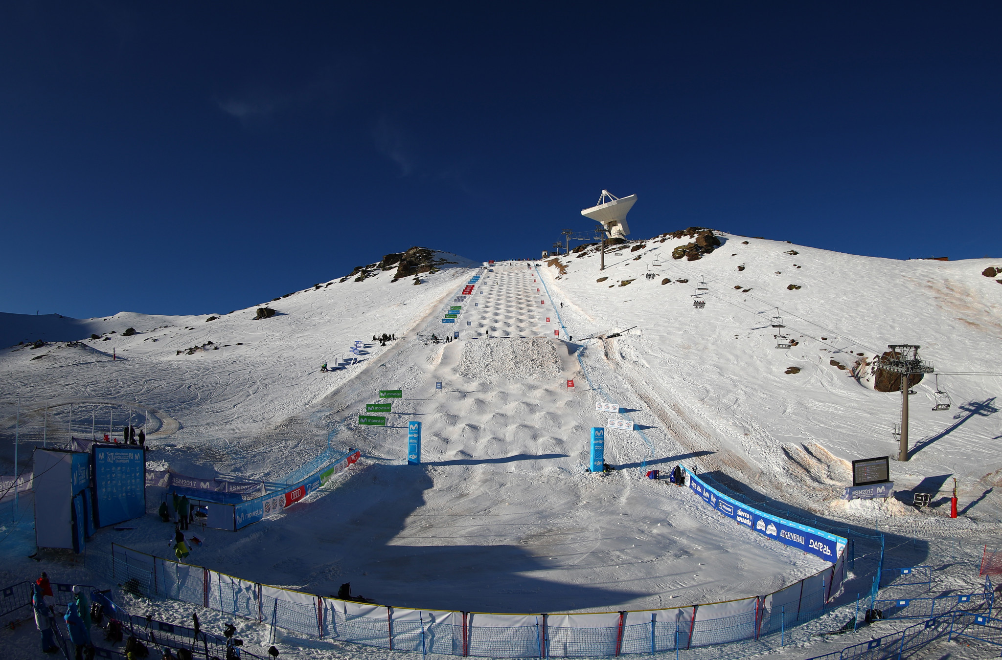 British Ski and Snowboard create new moguls programme
