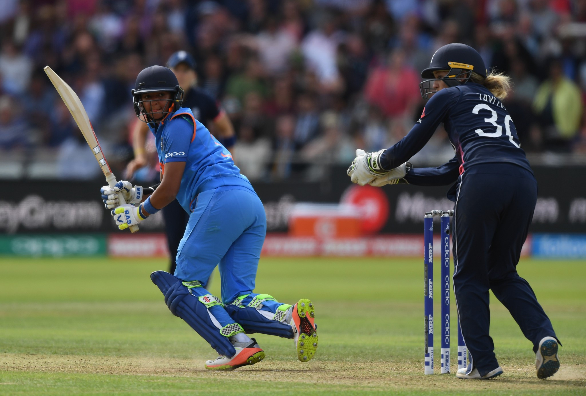 Women's cricket was exepcted to be part of the Commonwealth Games programme in 2022 but is now set not to appear whether Birmingham or Liverpool host it ©Getty Images
