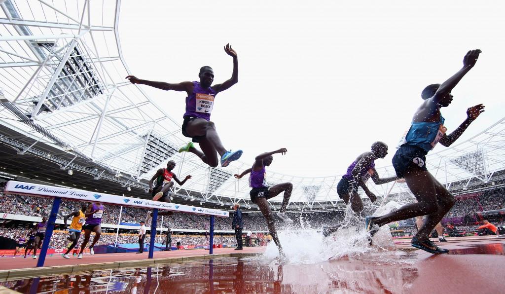 IAAF says