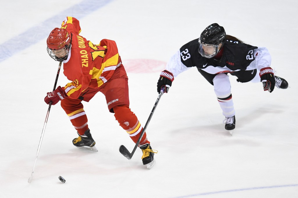 China will have a presence in the CWHL this season after the addition of Kunlun Red Star  ©Getty Images