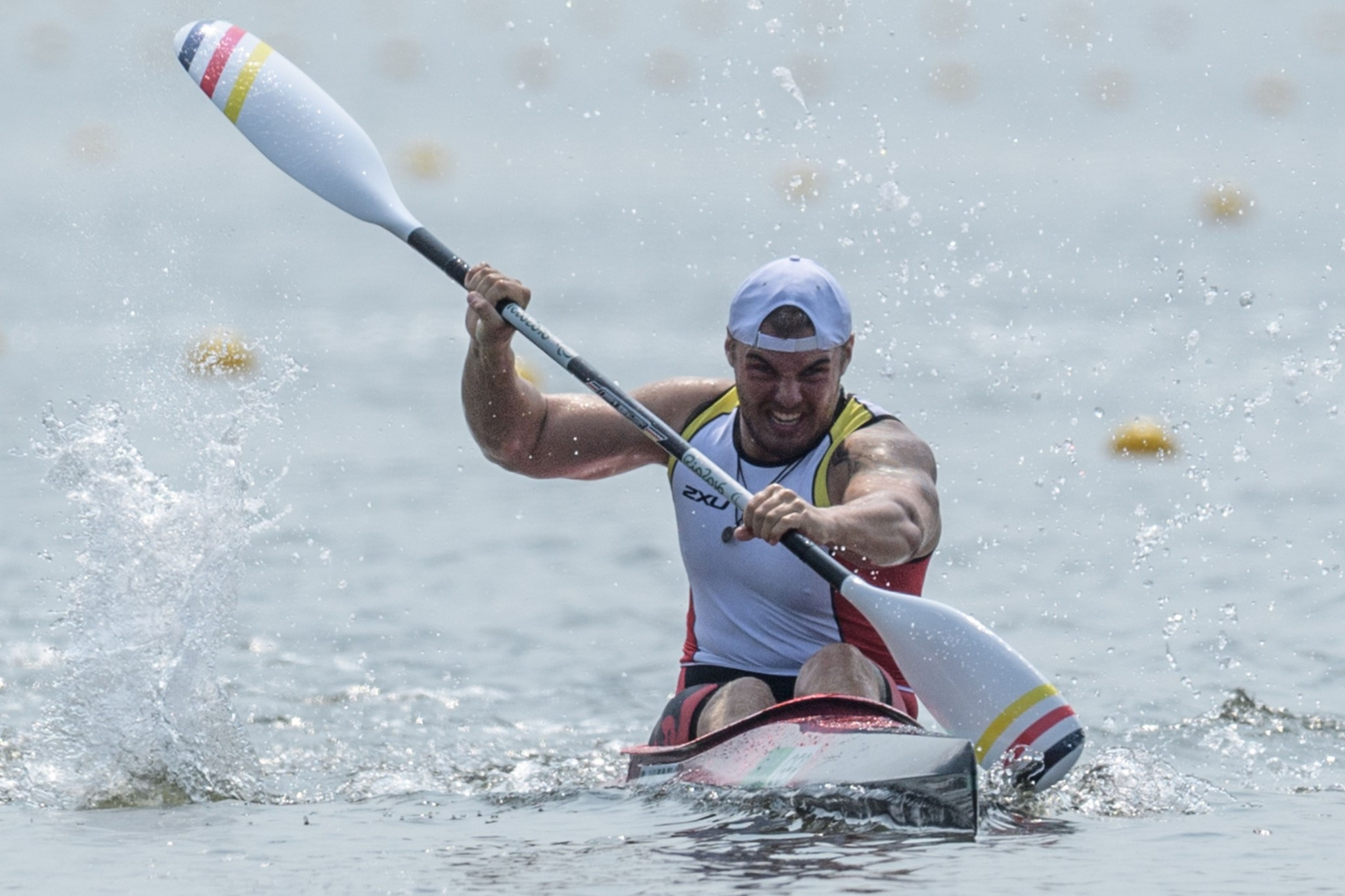 Canoeing made its debut at Rio 2016 and has three more medals events at Tokyo 2020 ©Getty Images