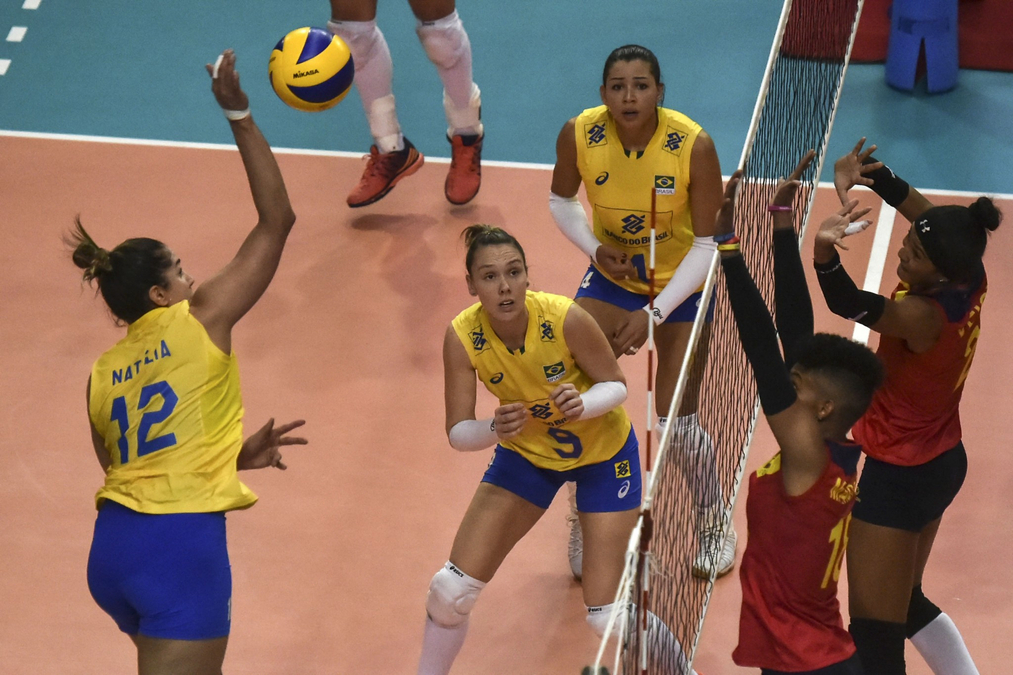 Brazil out to make history by defending women's FIVB World Grand Champions Cup
