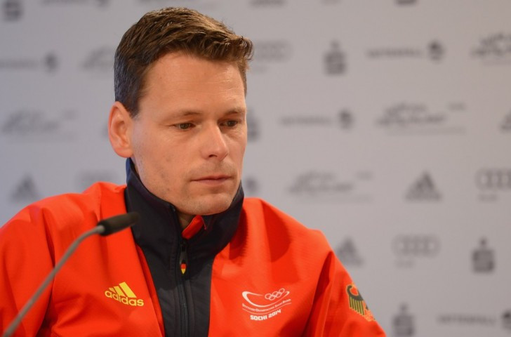 Christian Klaue is returning to the DOSB from the IOC ©DOSB