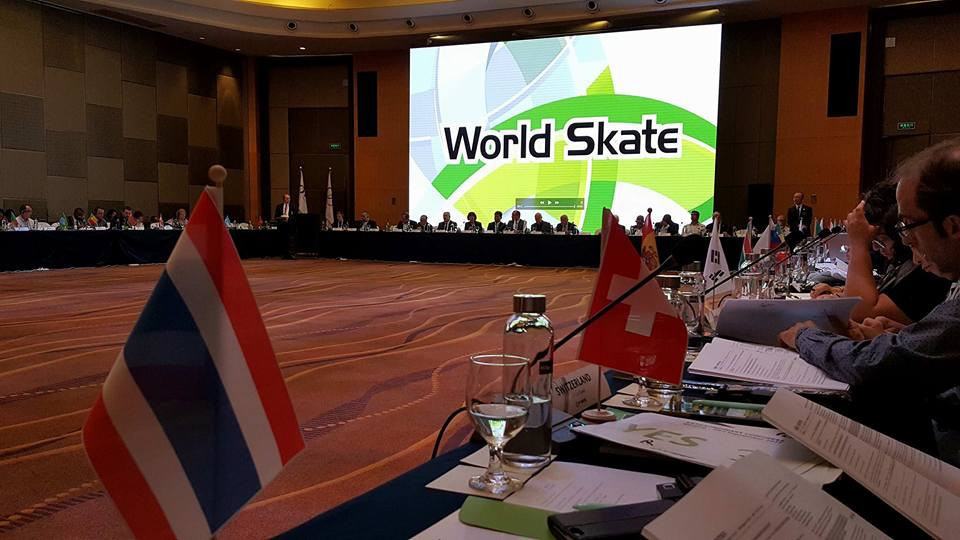 Skateboarding to be part of World Skate after FIRS officially agrees to name change