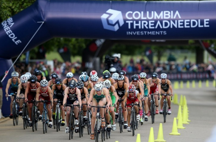Columbia Threadneedle announced as title sponsor of Leeds leg of 2016 ITU World Triathlon Series