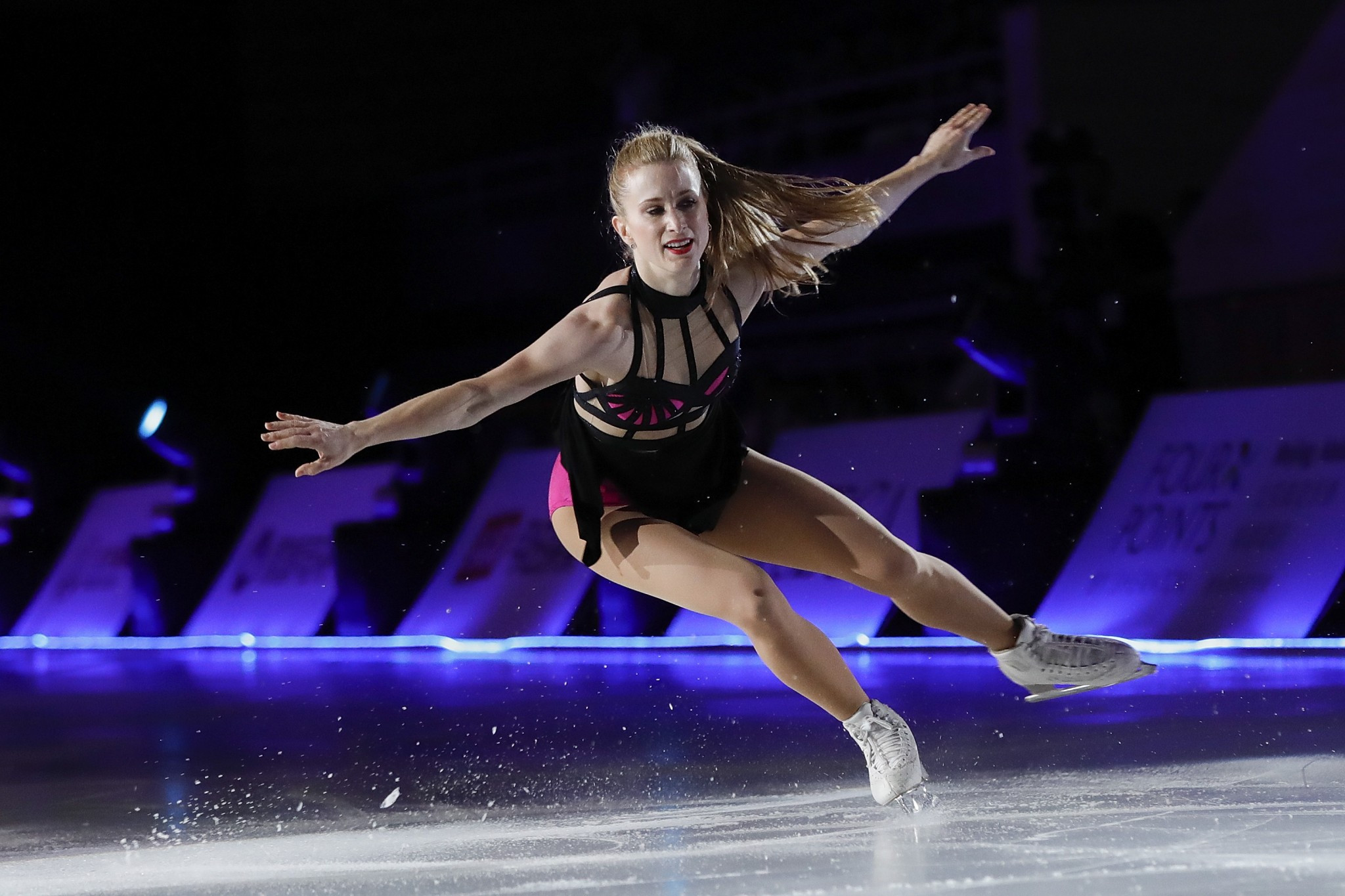 Olympic medallist Rochette inducted into Skate Canada Hall of Fame