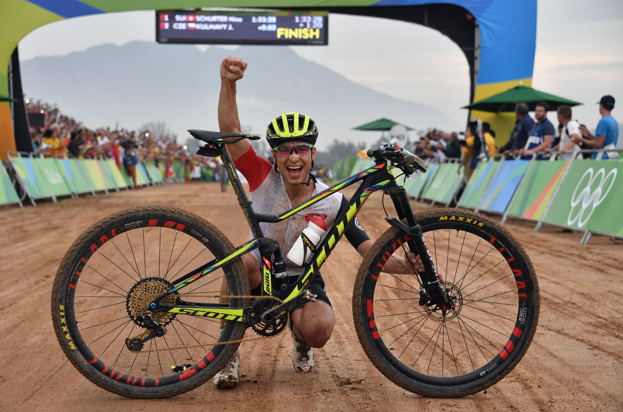 Schurter seeking to cap perfect season with UCI Mountain ...