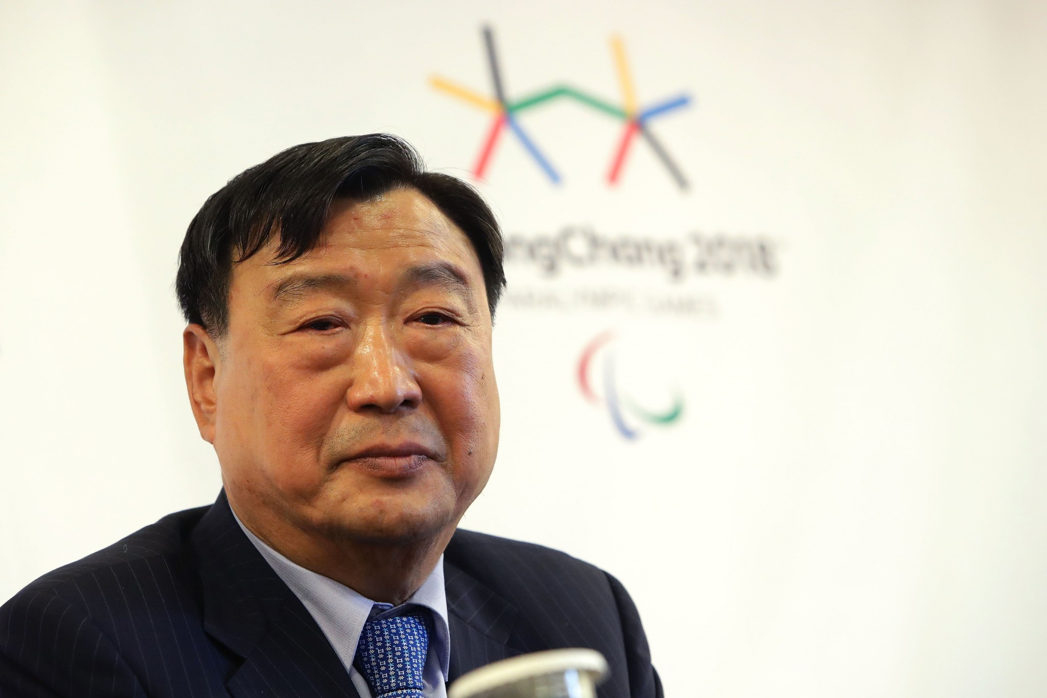 Pyeongchang 2018 President Lee Hee-beom has said the Organising Committee will continue to lead various promotional activities as it attempts to achieve its ticket sales target of 280,000 for next year's Paralympic Games ©Getty Images