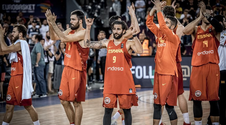 Spain battle past Croatia in 1,000th national game to continue unbeaten EuroBasket form