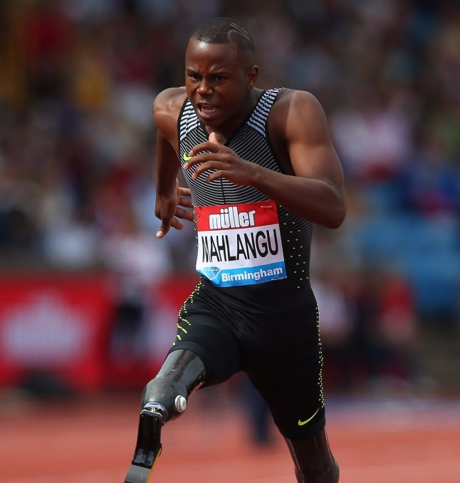 South African athlete Mahlangu among IPC Allianz Athlete of the Month nominees for August