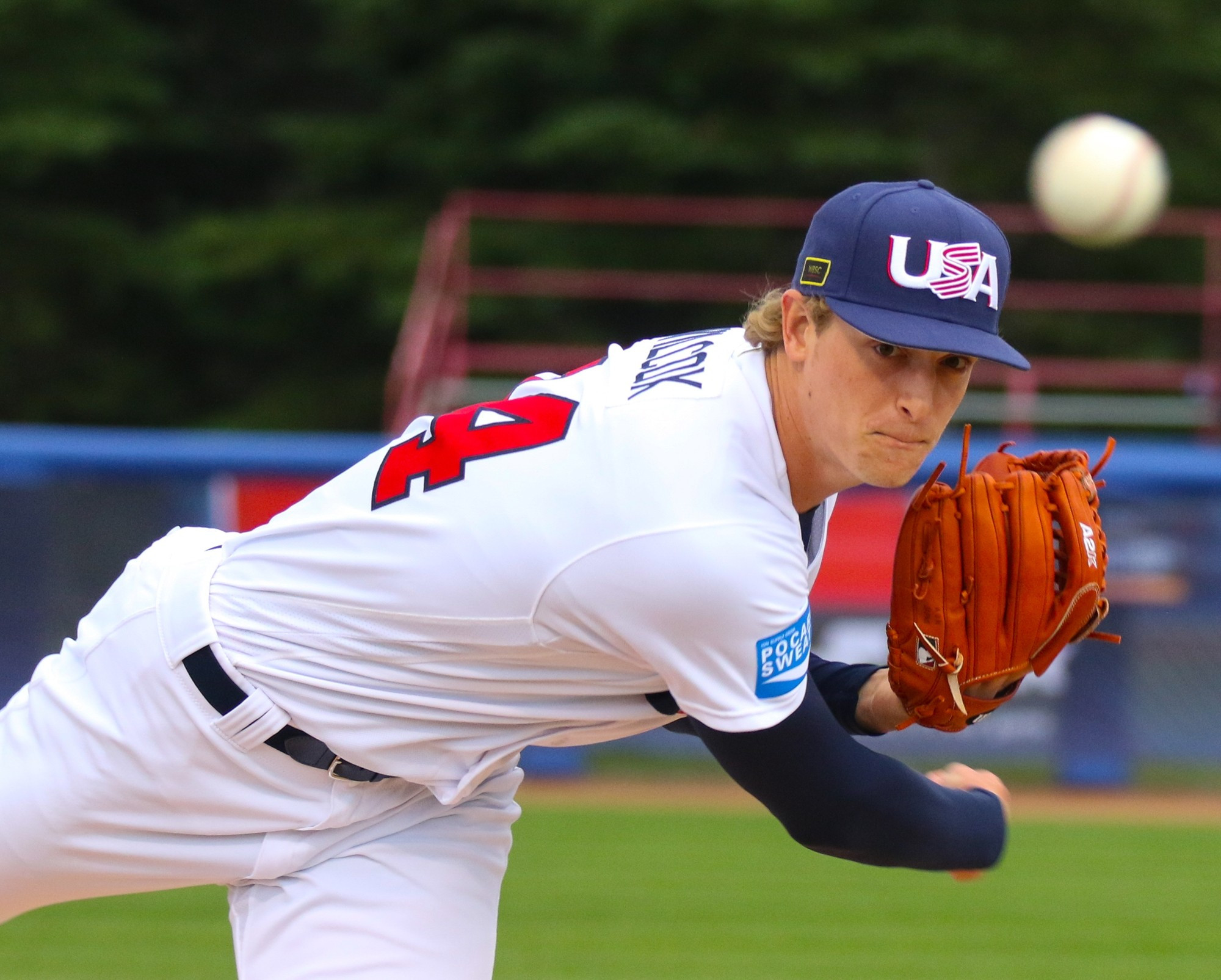 South Korea and US top group standings at WBSC Under-18 World Cup