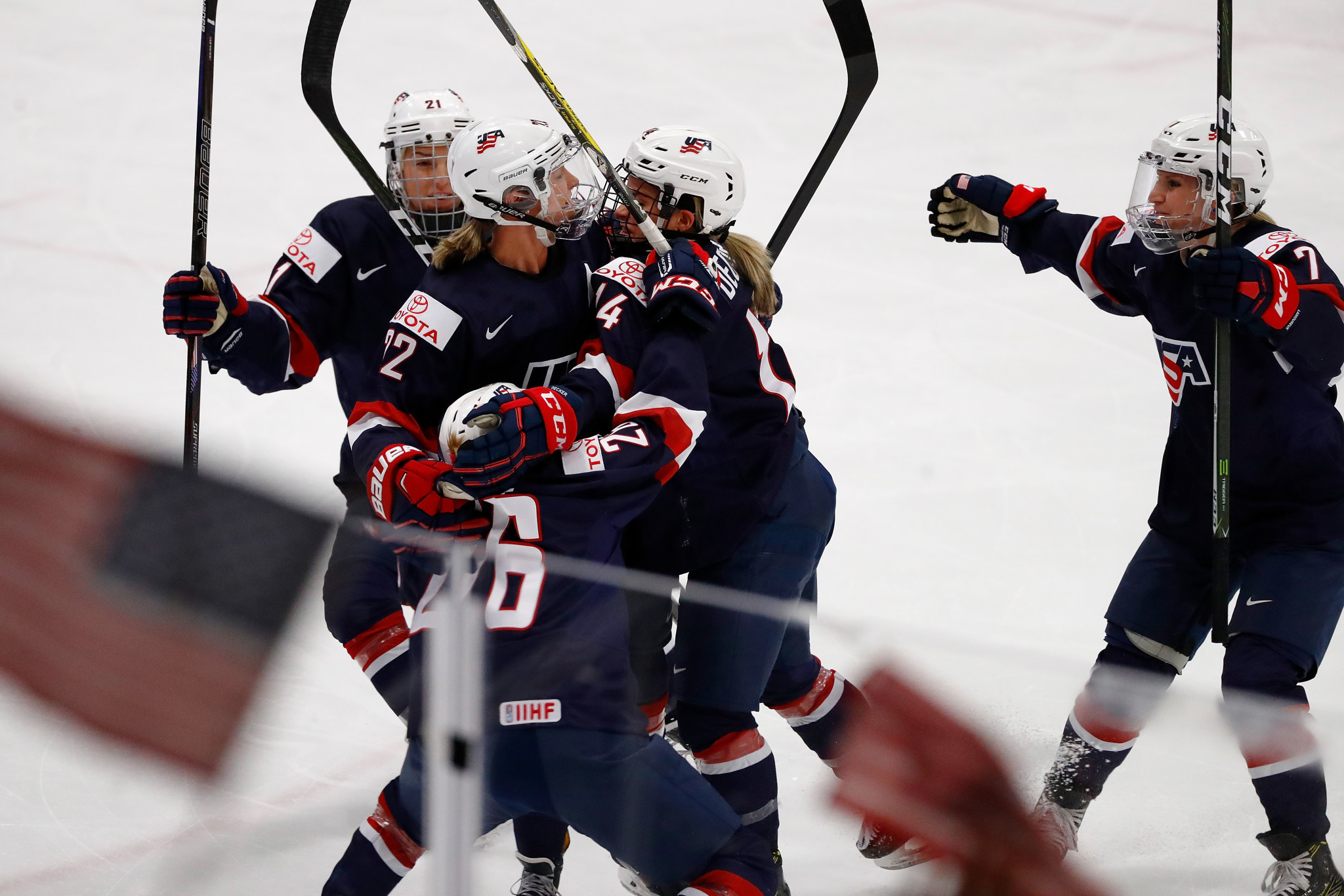 USA Hockey announce tour schedule as build-up continues to Pyeongchang 2018