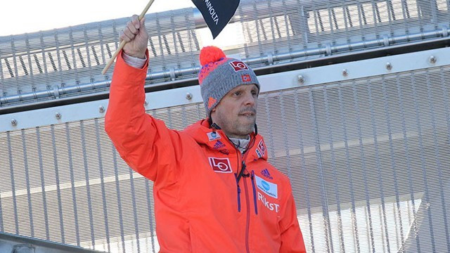 Stoeckl to lead Norwegian ski jumping squad at Beijing 2022 following contract extension