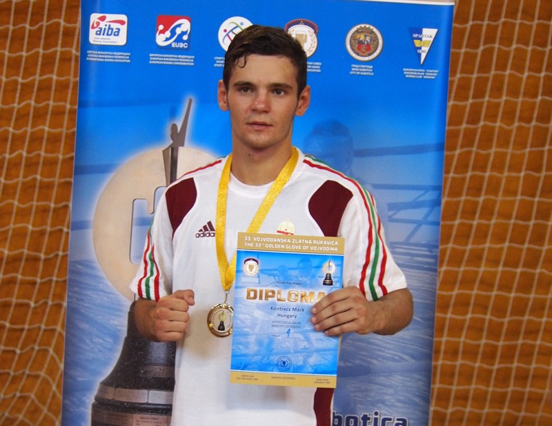 Hungarian teenager named AIBA Boxer of the Month for July
