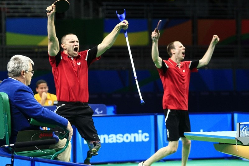 An additional two table tennis medal events have been approved for the Tokyo 2020 Paralympics ©ITTF