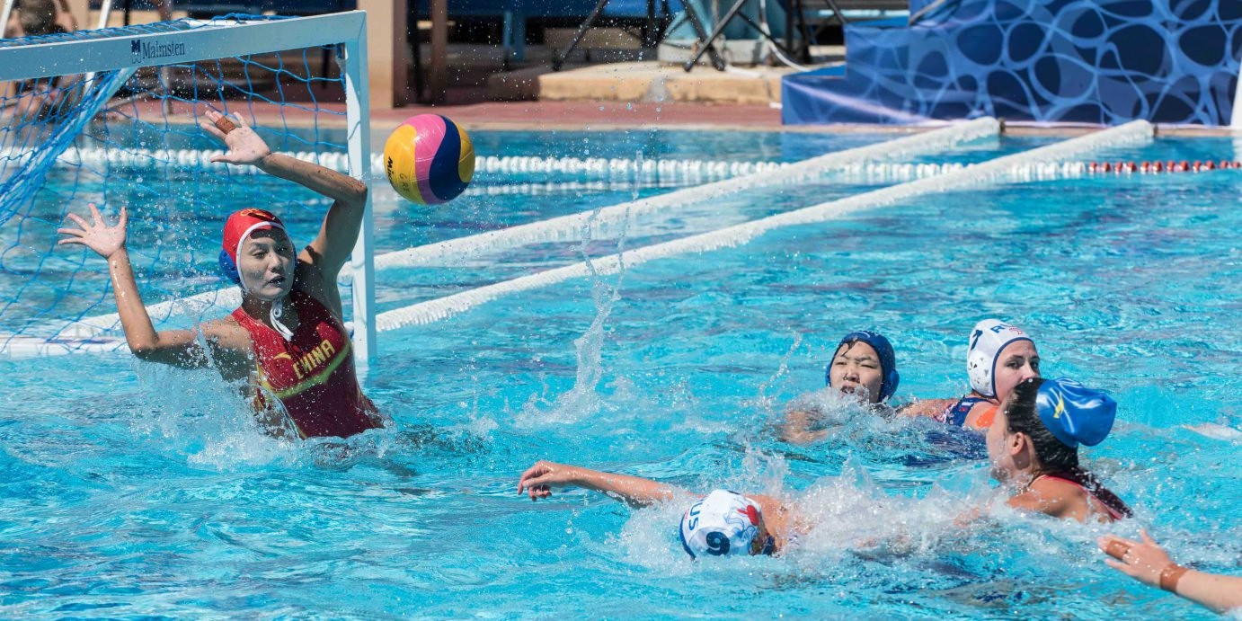 Quarter-final draw complete at World Women's Junior Water Polo Championships