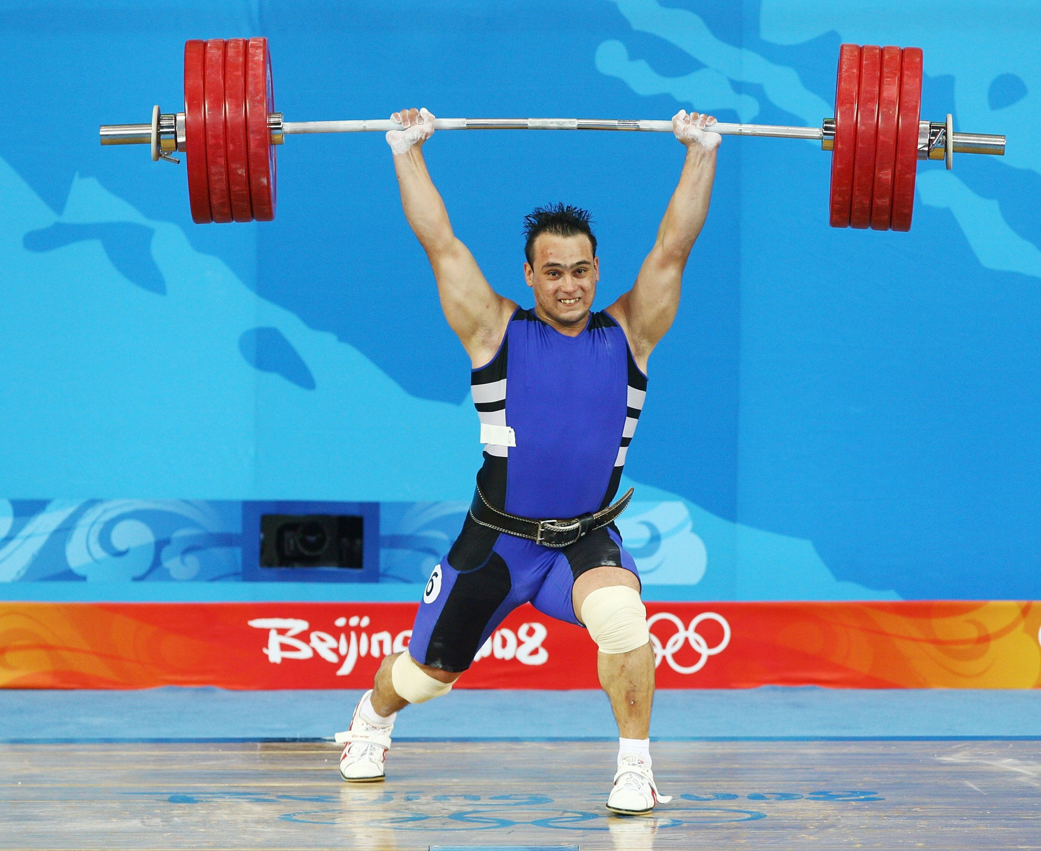Kazakhstan's Ilya Ilyin has been stripped of Olympic gold medals from Beijing 2008 and London 2012 after failing re-tests from both Games ©Getty Images