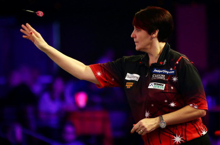 England's Lisa Ashton will not be able to defend her WDF World Cup singles title at next month's 40th anniversary version in Kobe as England, Wales and Scotland have cancelled plans to compete ©Getty Images