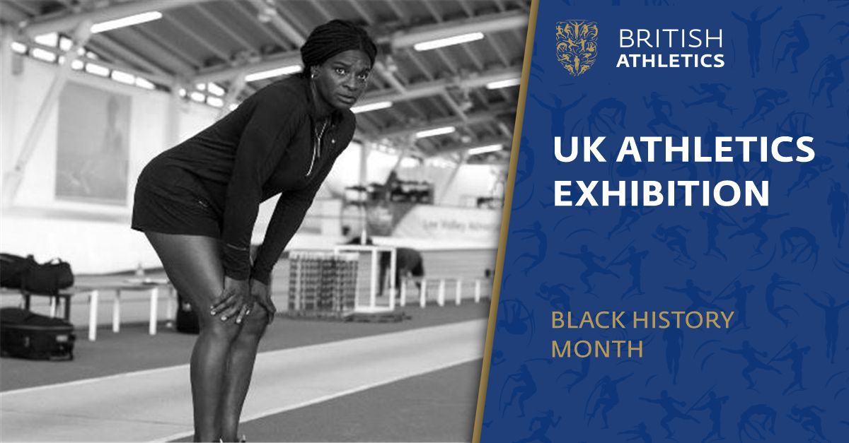 UK Athletics to mark Black History Month with special photographic exhibition