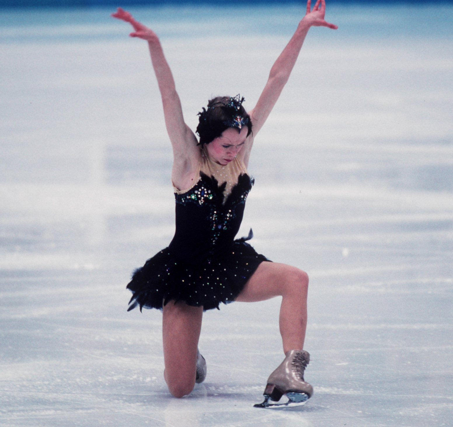 Lillehammer 1994 gold medallist set to feature in figure skating film