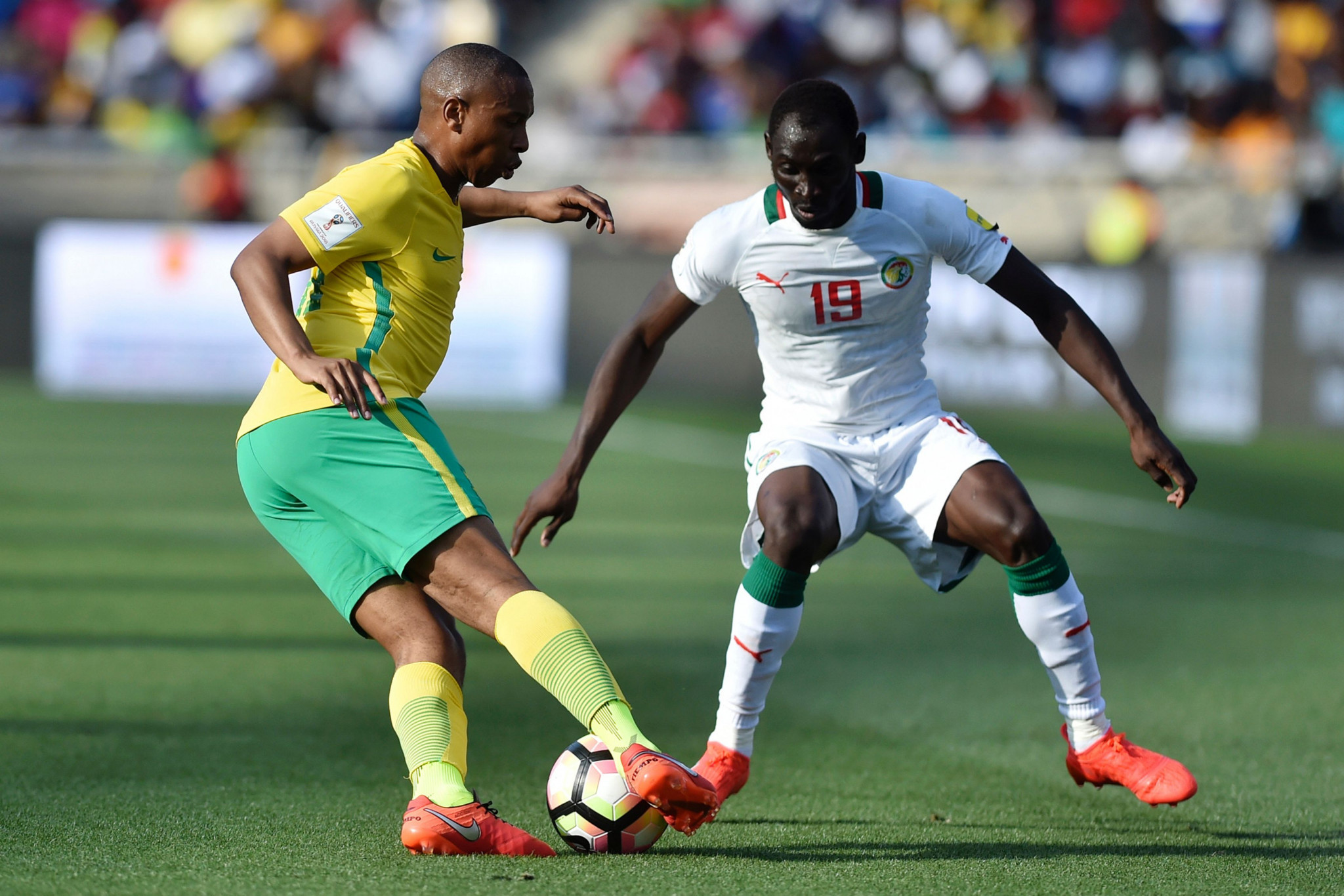 South Africa ponder appeal after FIFA order World Cup qualifier to be replayed