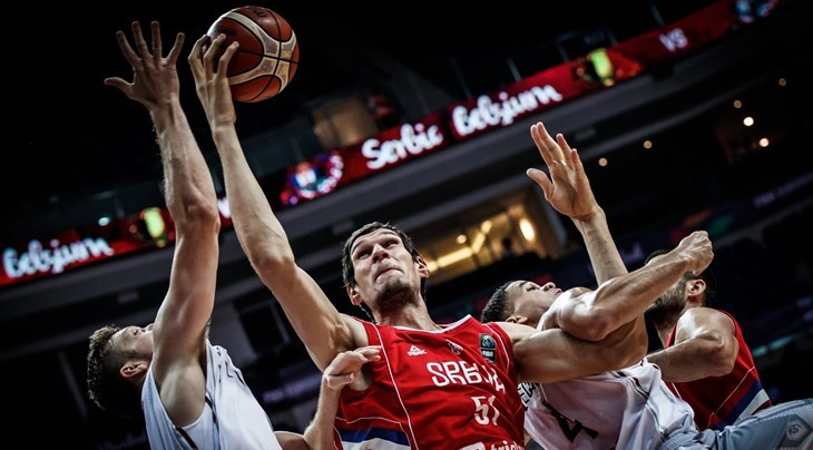Serbia finished top of Group D in Istanbul ©FIBA
