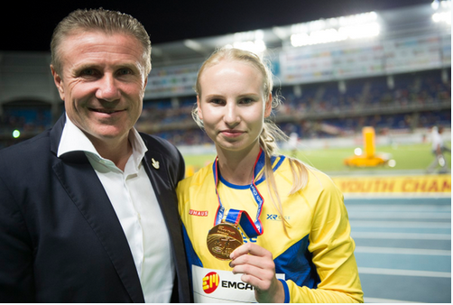 Bubka calls for athletics to lead way on tackling doping as another country backs Coe in IAAF election