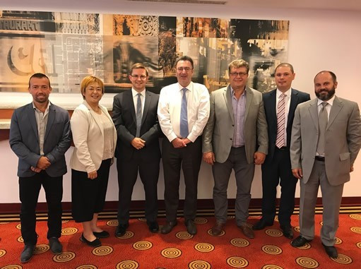 New IWF Sport Programme Commission holds first meeting in Budapest