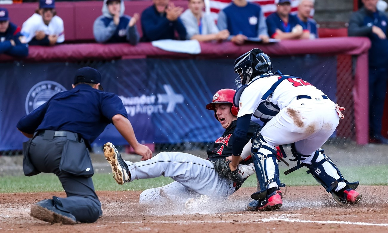 United States and South Korea begin super round with victory at WBSC Under-18 World Cup