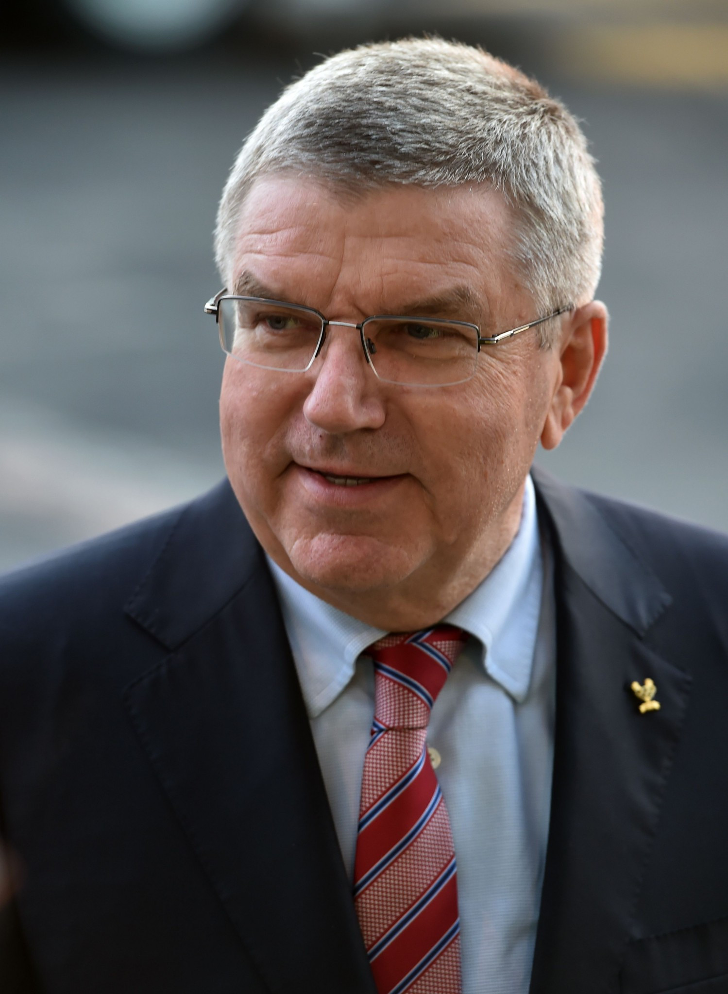 Thomas Bach served as an EB member before becoming President of the IOC ©Getty Images