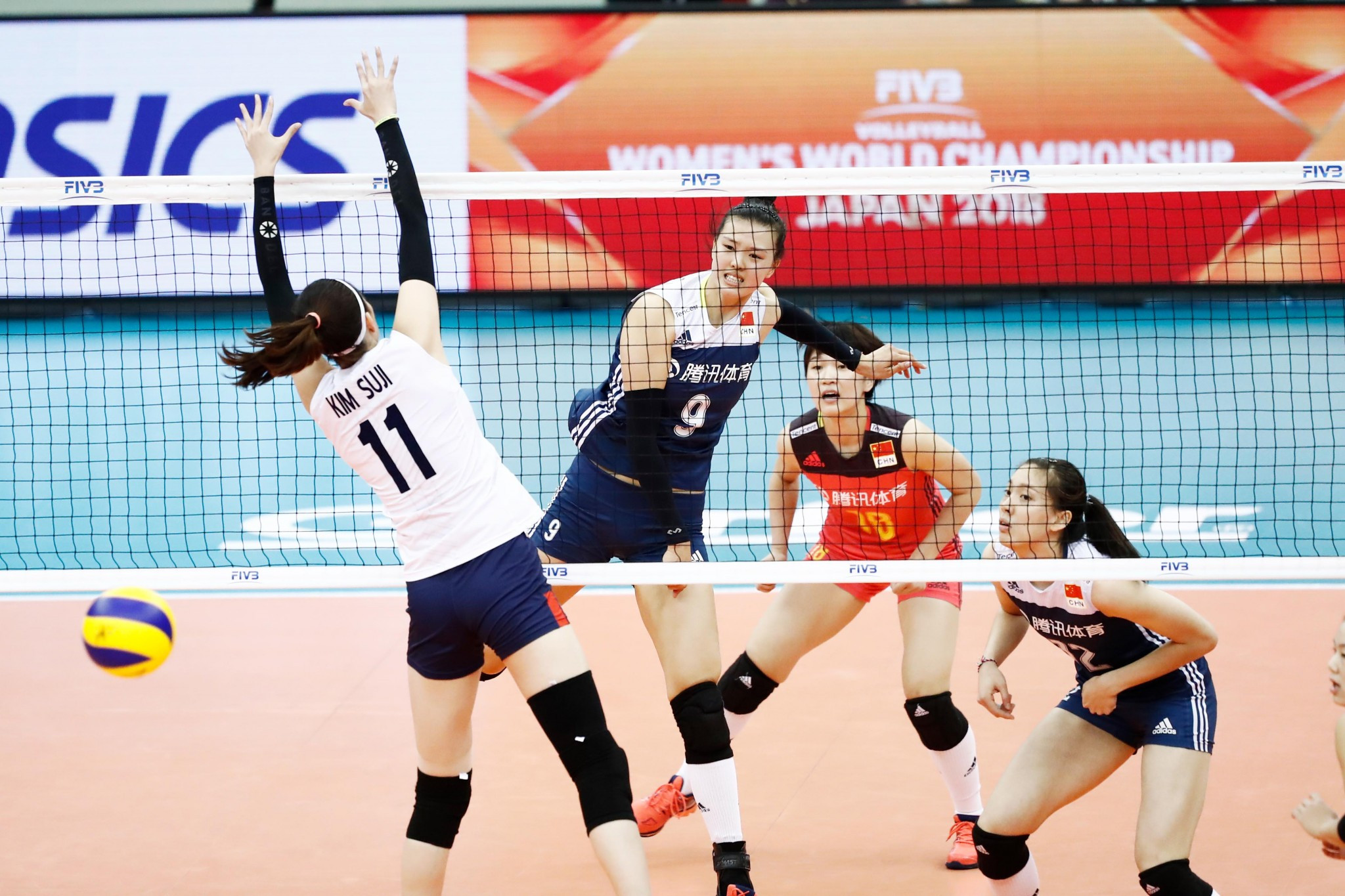 China keep 100 per cent record intact at FIVB Women's World Grand Champions Cup