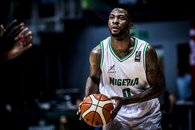 Nigeria make nervy start to AfroBasket title defence
