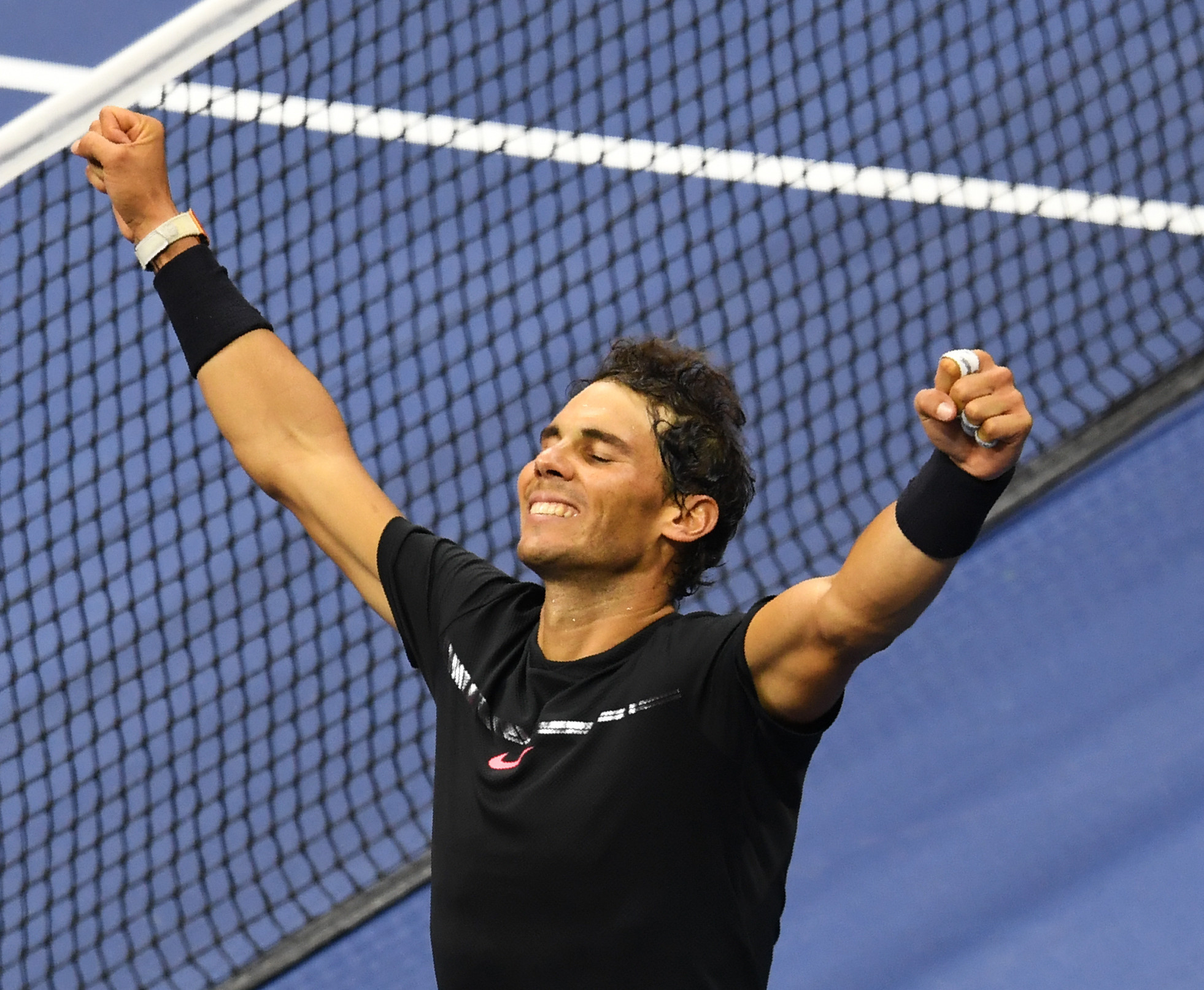 Nadal beats Del Potro to set up US Open final with Anderson