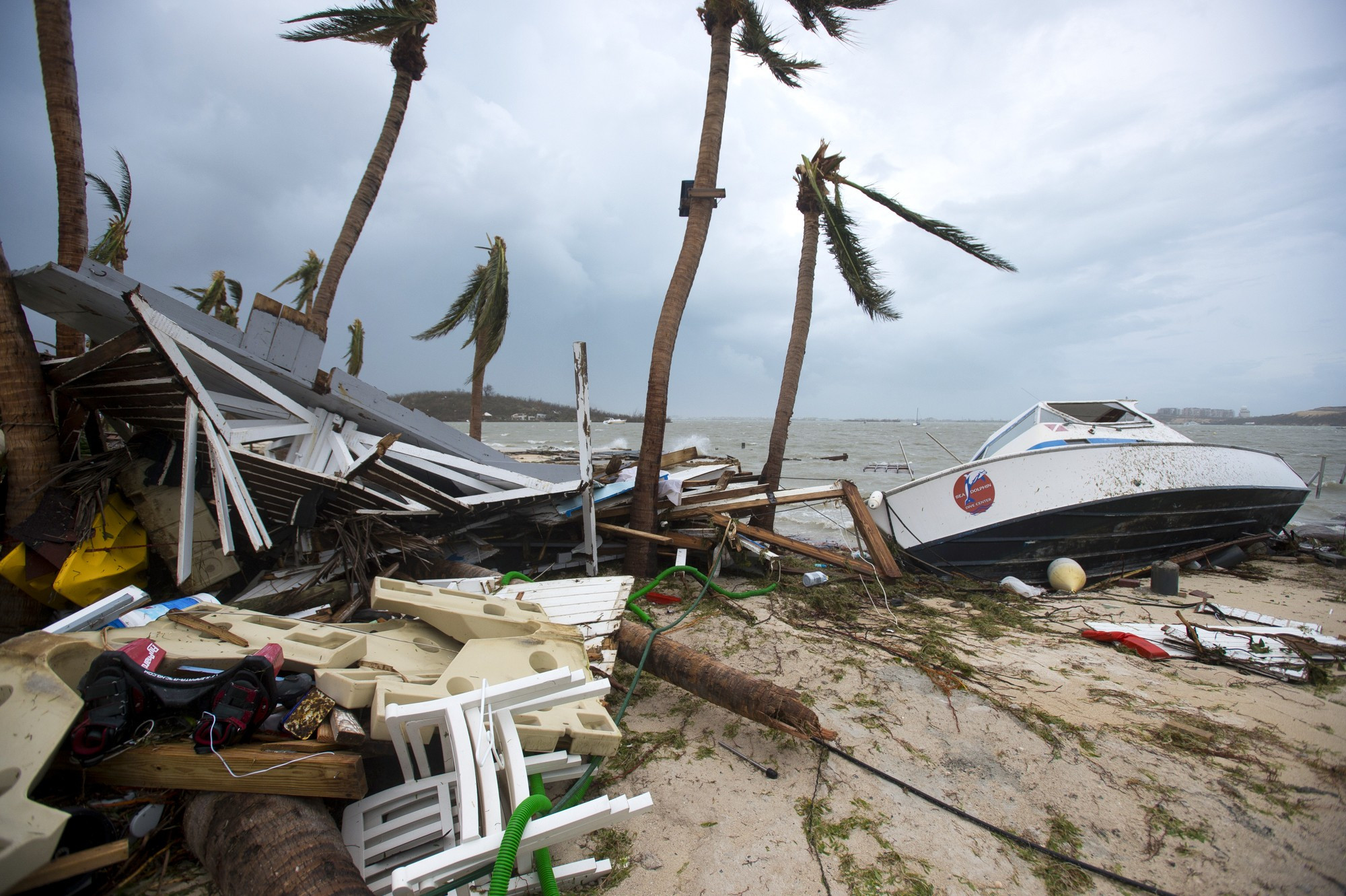 At least 20 people are known to have died so far across the Caribbean ©Getty Images