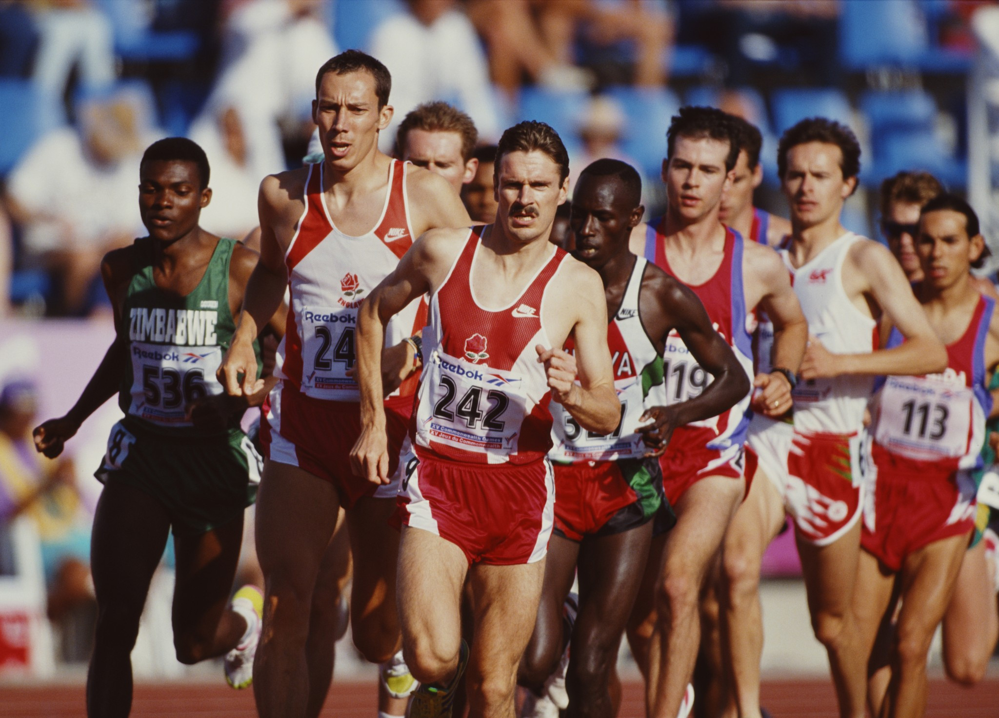 Canada has not hosted the Commonwealth Games since Victoria in 1994 ©Getty Images