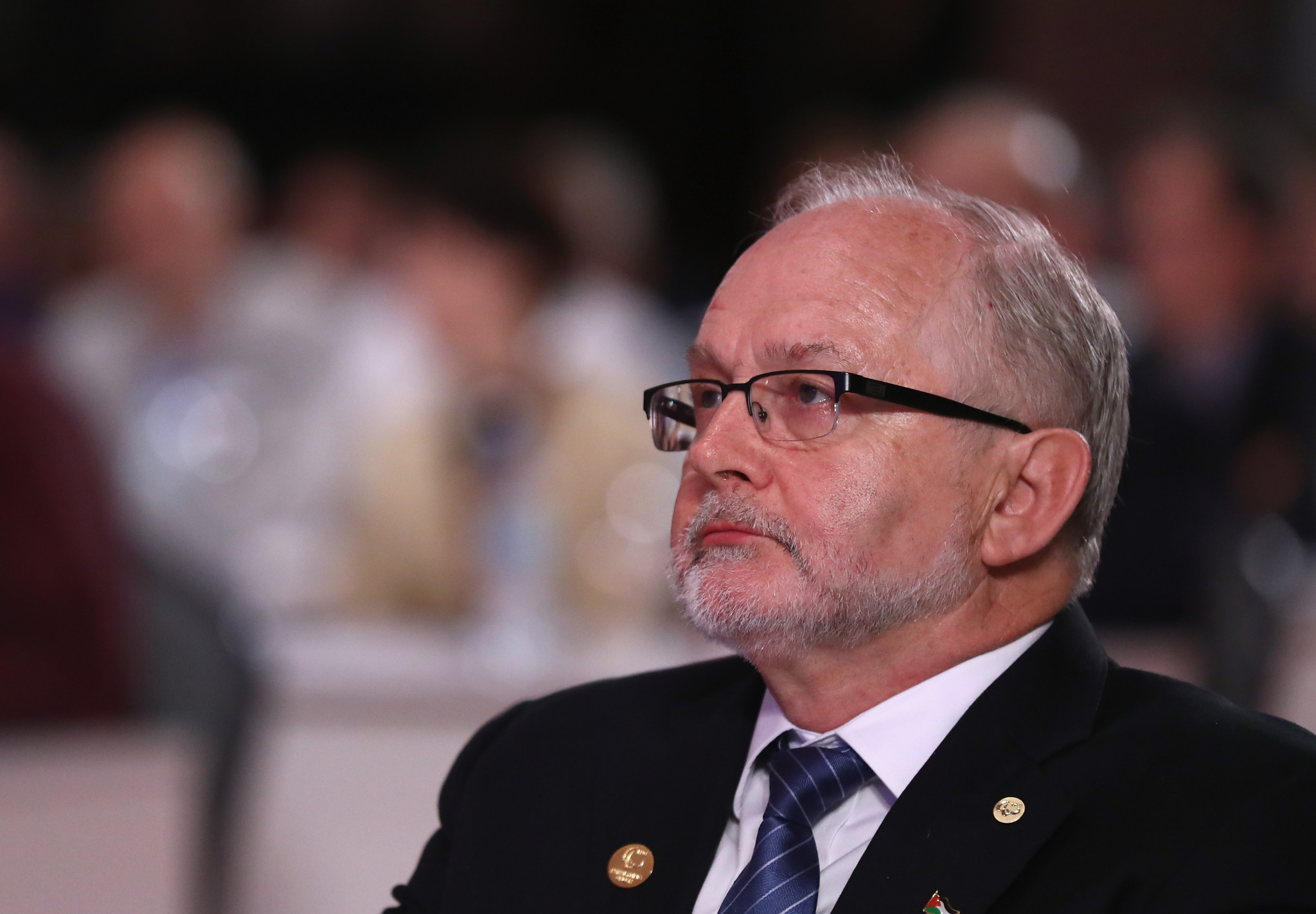 Craven removed from list of IOC members before Lima Session