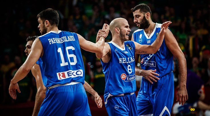 Greece stun Lithuania as France crash out of EuroBasket