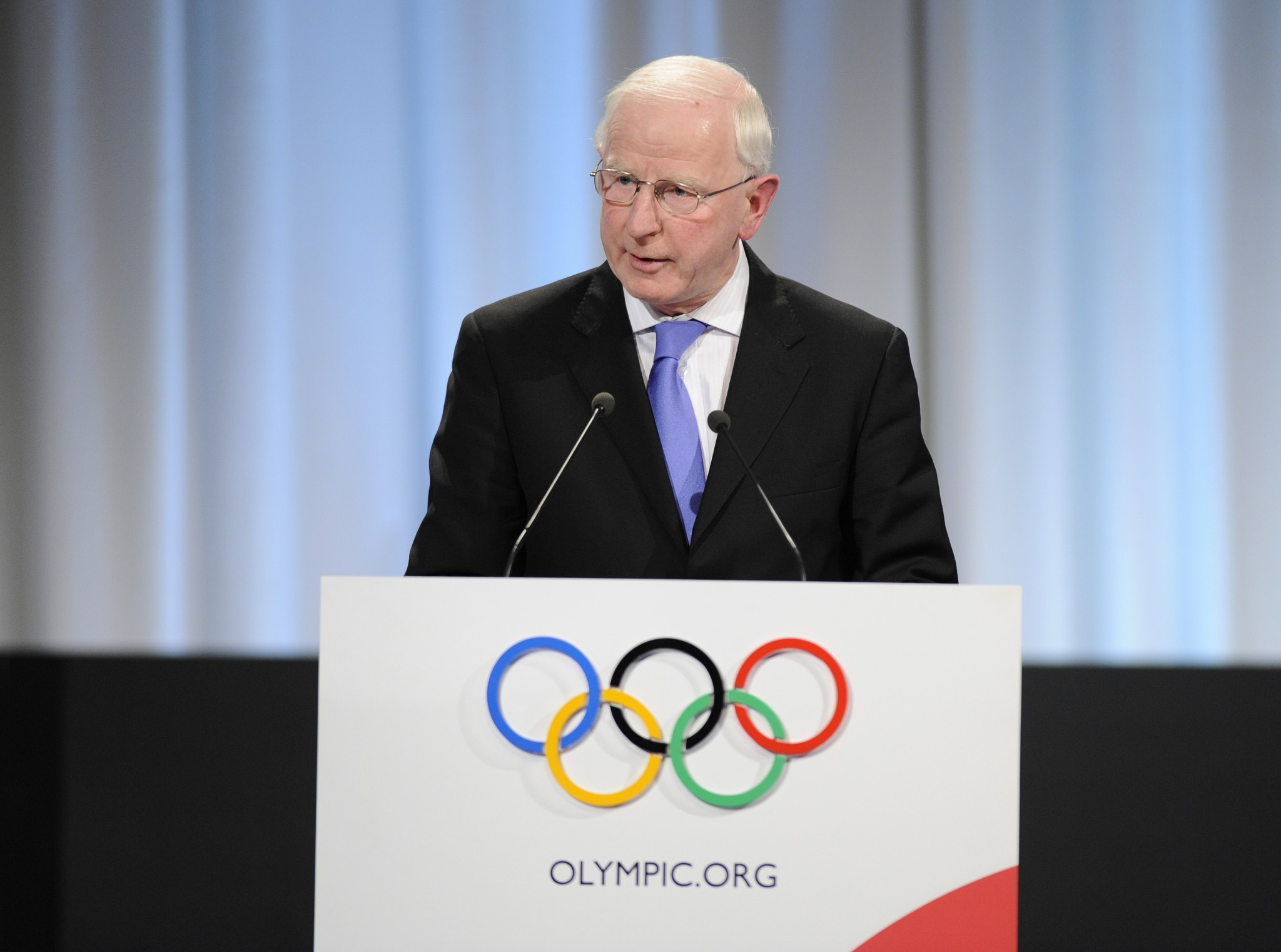 Exclusive: Hickey resigns from IOC Executive Board