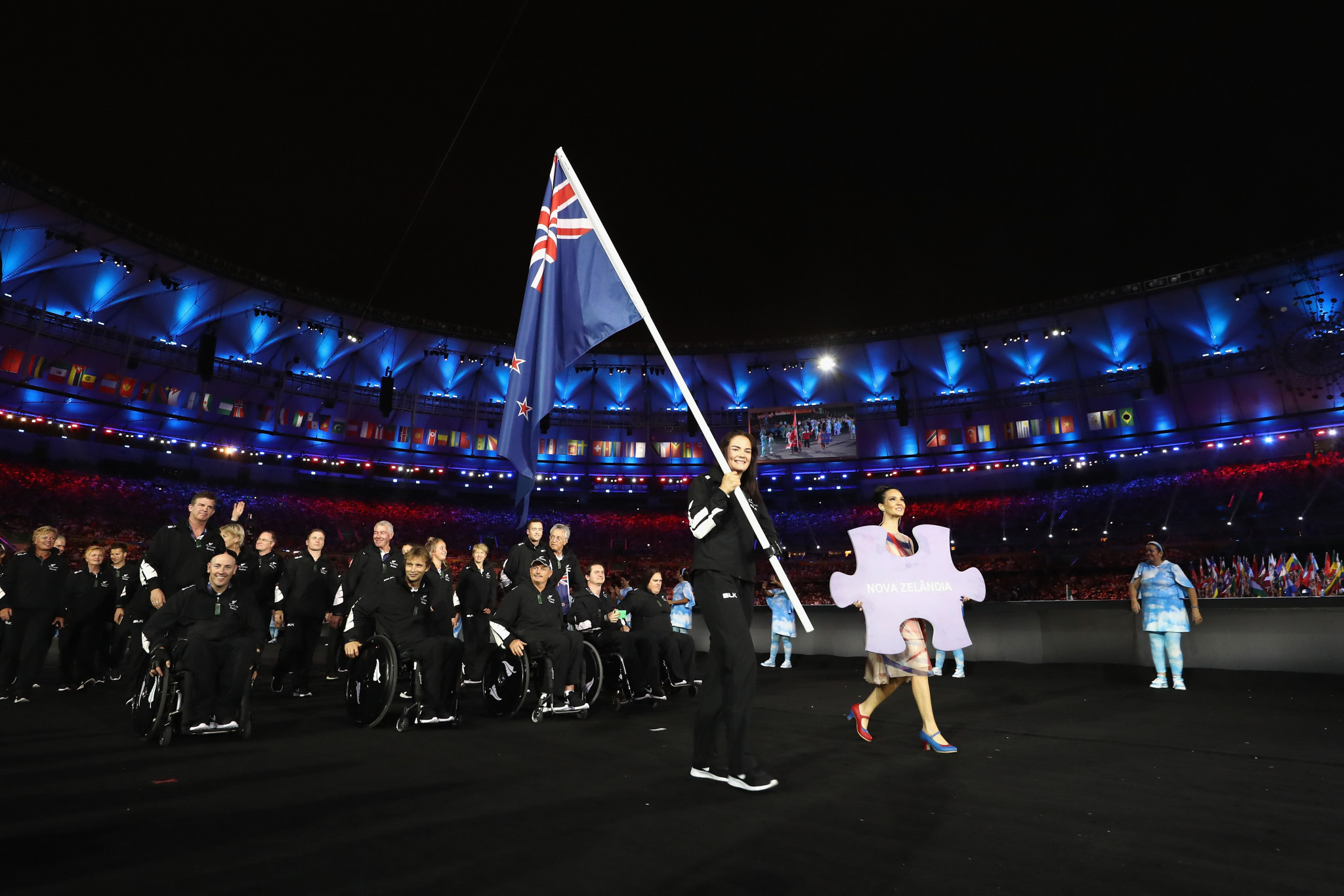 TVNZ and Attitude Pictures also worked on Rio 2016 together ©Getty Images