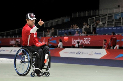 Paralympic boccia bronze medallist Marco Dispaltro will be the Flagbearer for Canada at the Parapan American Games Opening Ceremony ©CPC