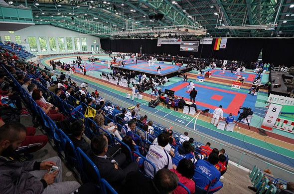 Japan won five medals on the final day of action at the last Karate 1-Premier League event of the season which was jointly hosted by German cities Halle and Leipzig ©WKF