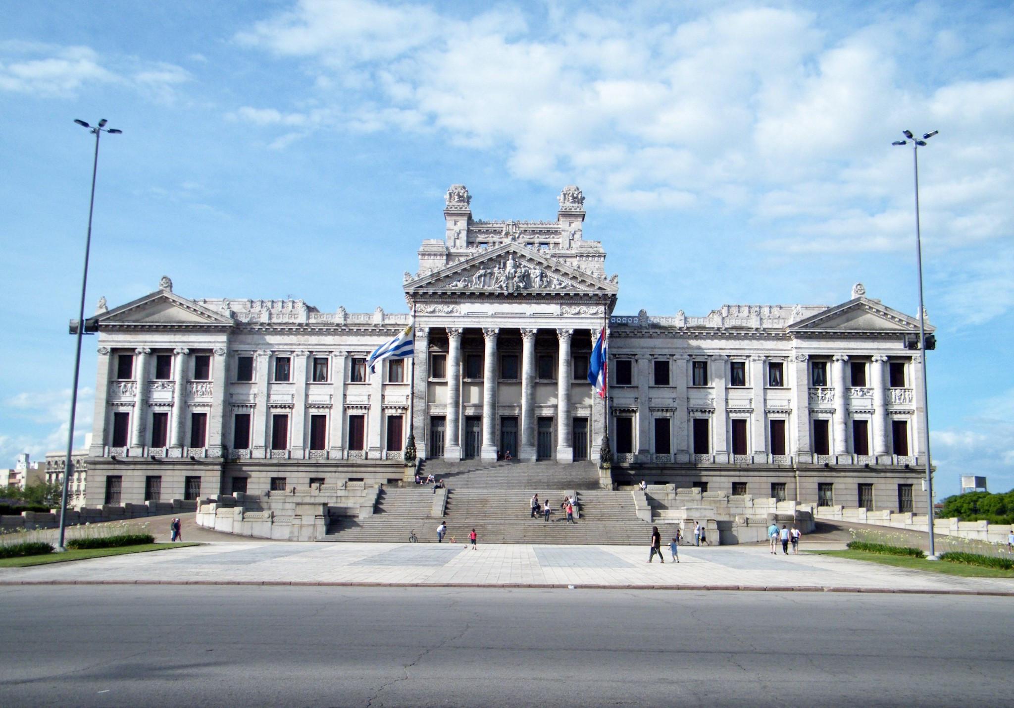 The 1979 IOC Session was held in the Palacio Legislativo in Montevideo ©Wikipedia