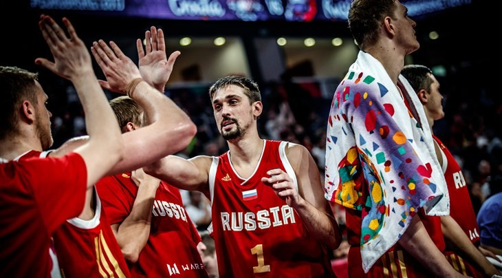 Russia beat Croatia to complete EuroBasket quarter-final lineup