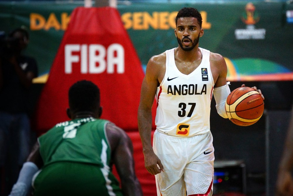 Angola overcome Central African Republic to reach AfroBasket quarter-finals