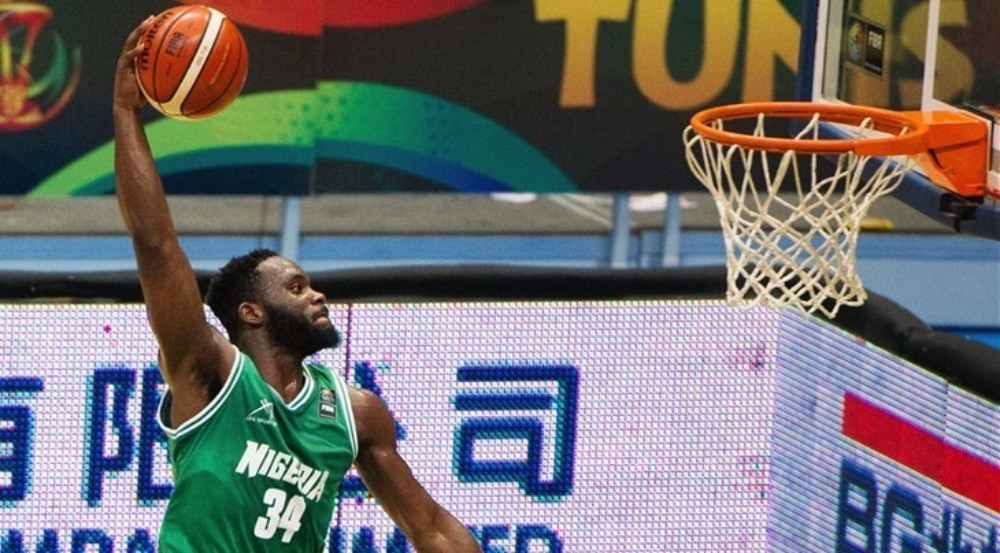 Nigeria suffered defeat against the Democratic Republic of Congo but advanced to the quarter-finals ©FIBA