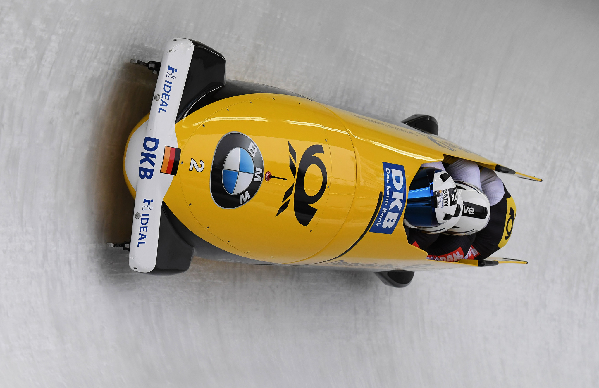 Innsbruck to host 2018 IBSF European Championships