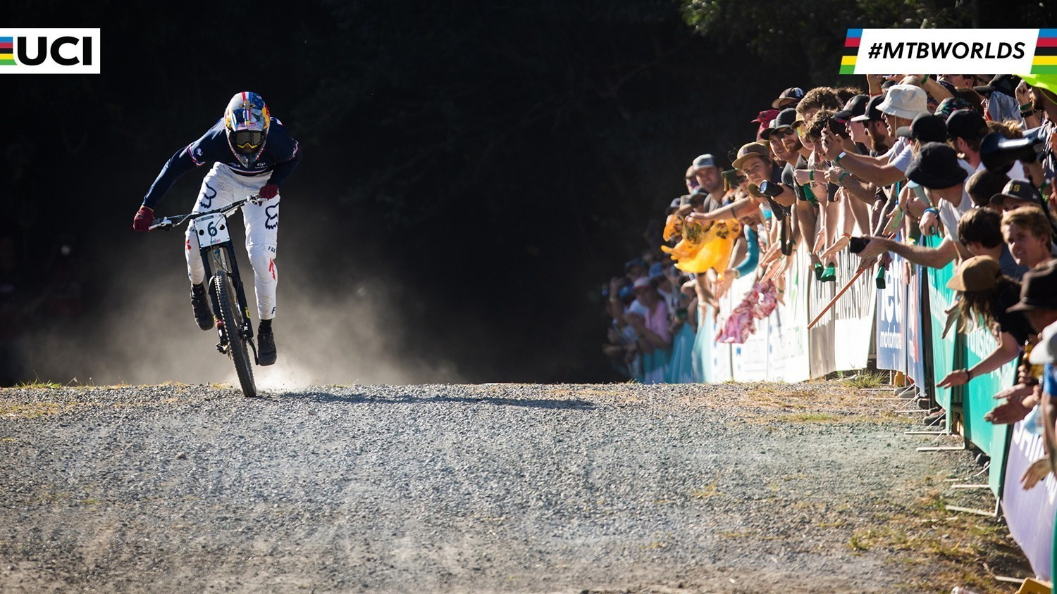 The UCI Mountain Bike World Championships concluded in Cairns yesterday ©UCI